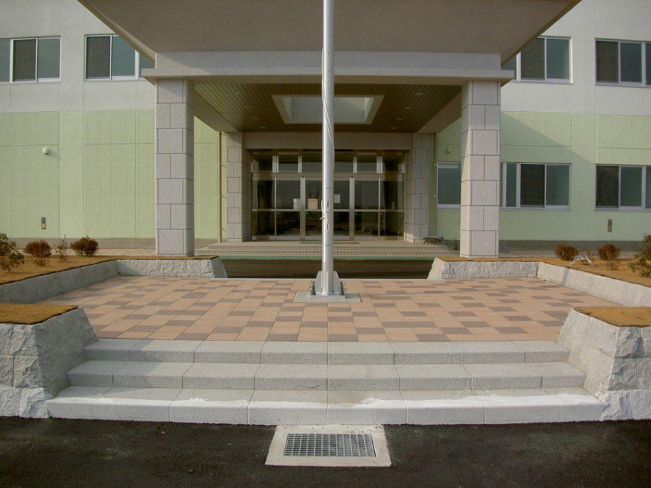新駐屯地庁舎