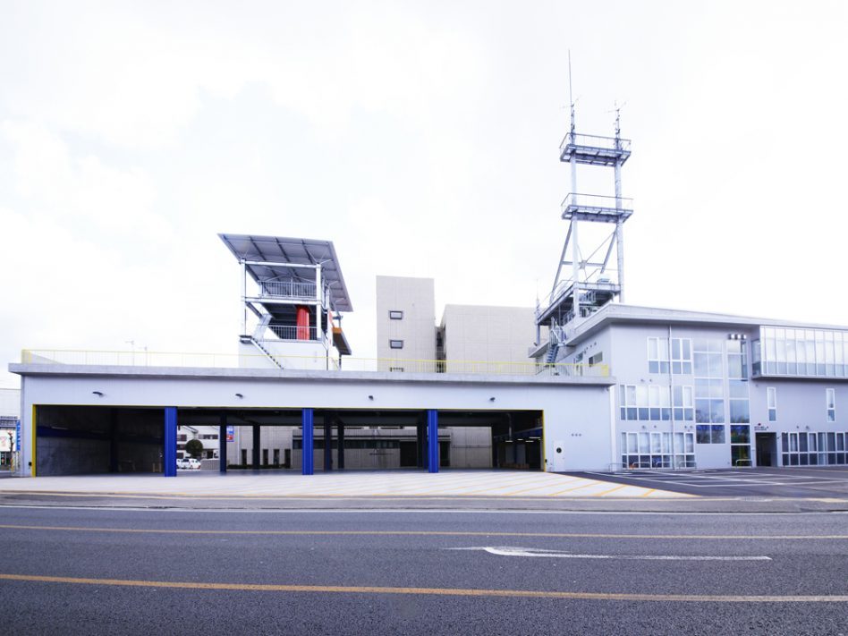 鳴門市消防庁舎