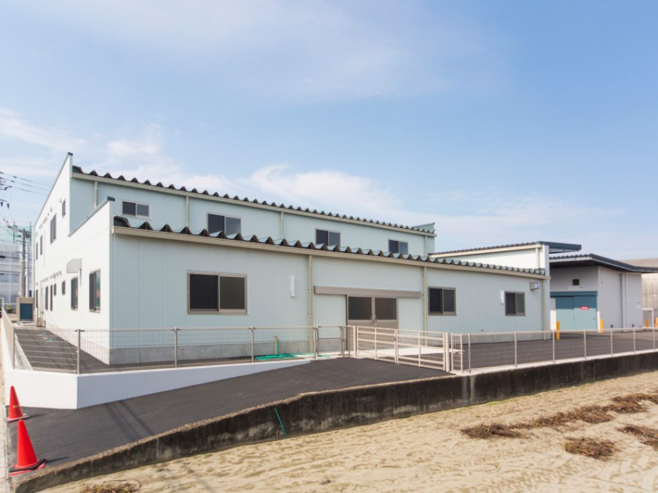 高松帝酸 徳島営業所